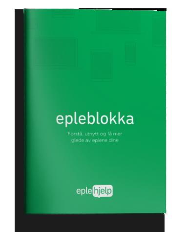 Epleblokka 2.0 forside